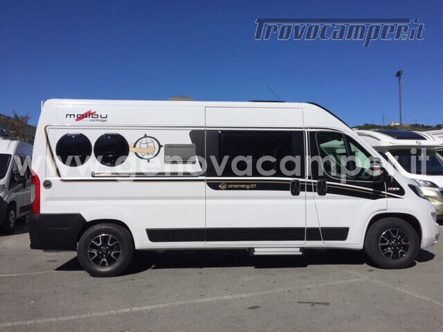 Malibu Van GT 600 Charmig 160cv usato  in vendita a Genova - Immagine 6