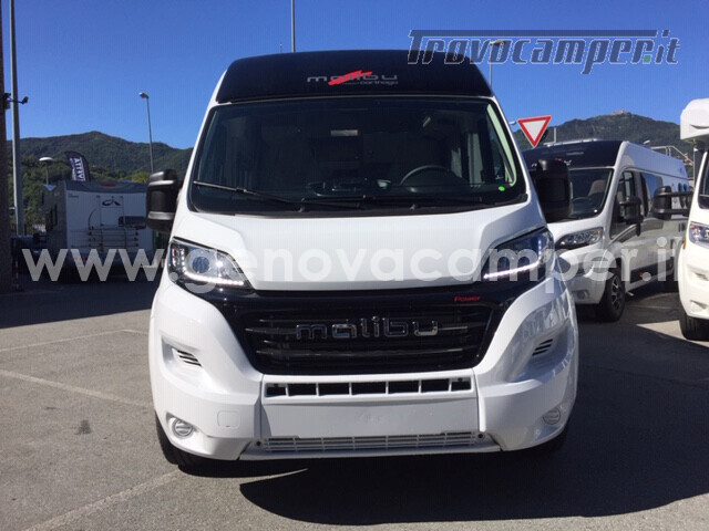 Malibu Van GT 600 Charmig 160cv usato  in vendita a Genova - Immagine 7