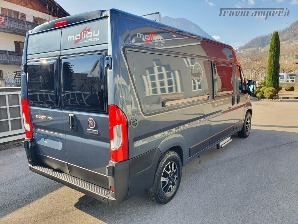 Carthago Malibu Van 600 Coupè nuovo  in vendita a Bolzano - Immagine 4