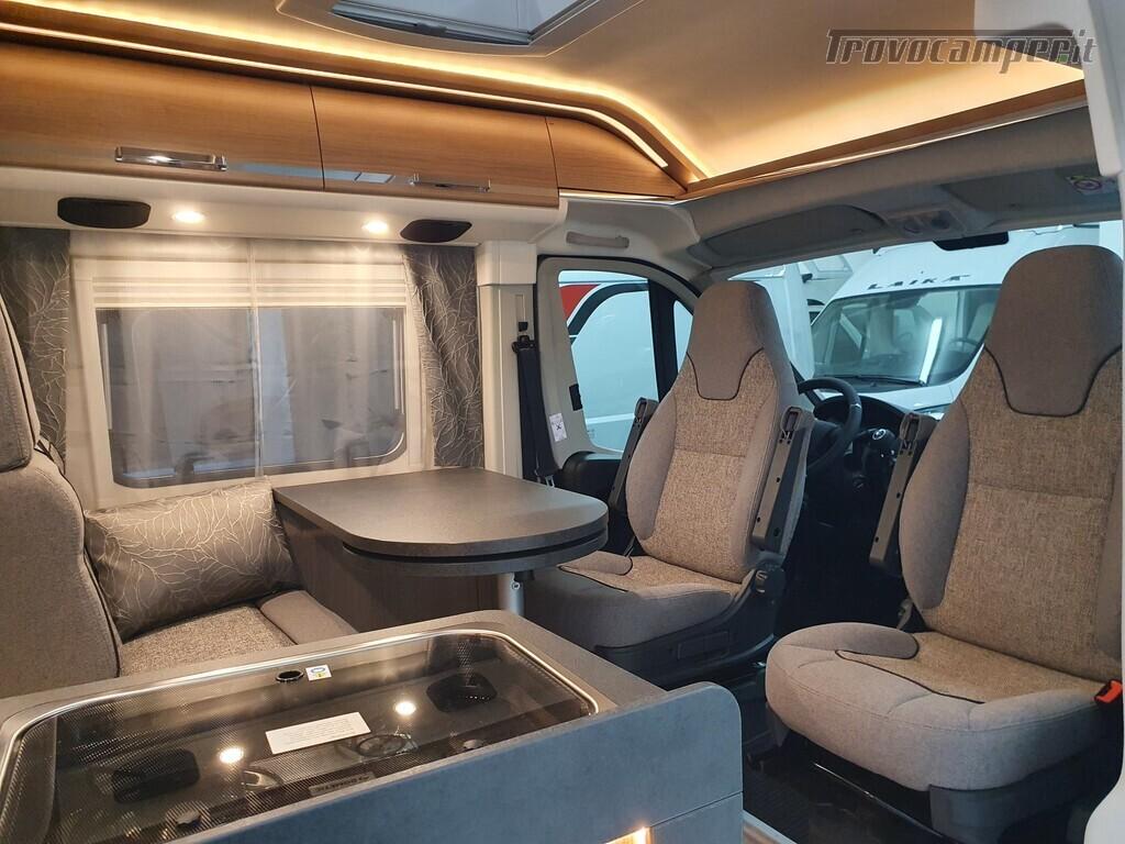 Carthago Malibu Van 600 Coupè nuovo  in vendita a Bolzano - Immagine 8