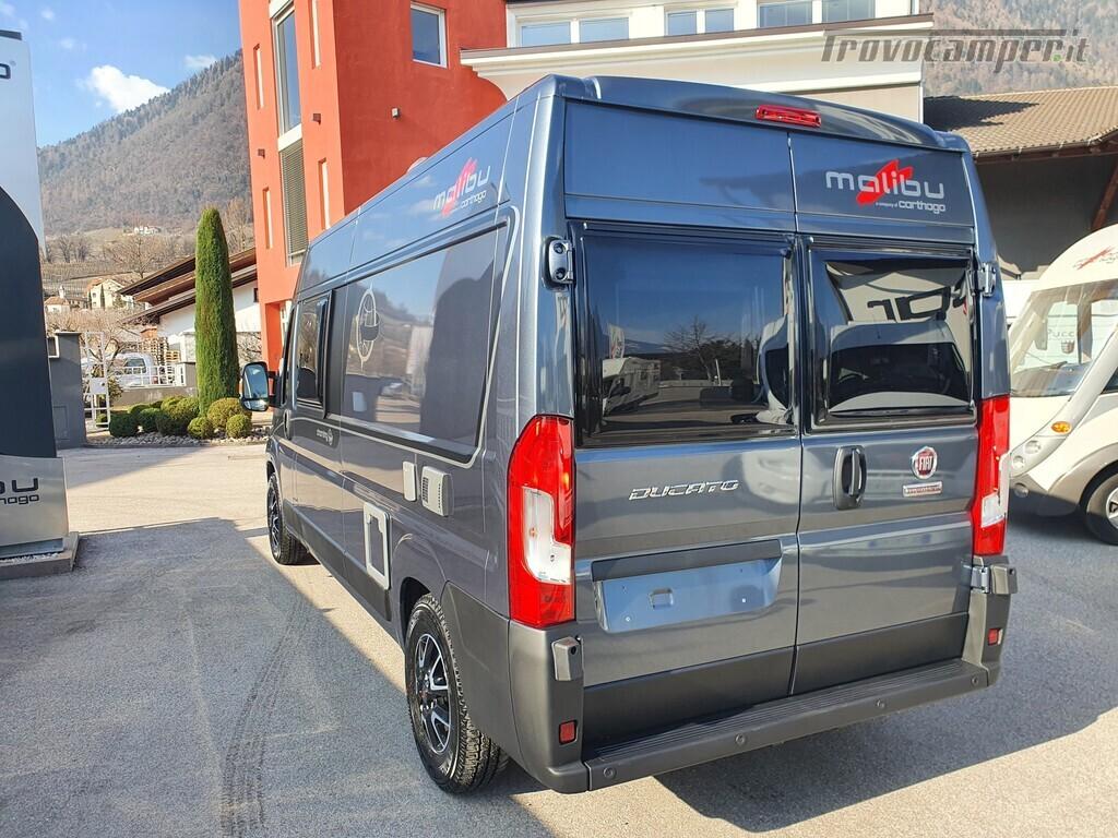 Carthago Malibu Van 600 Coupè nuovo  in vendita a Bolzano - Immagine 5