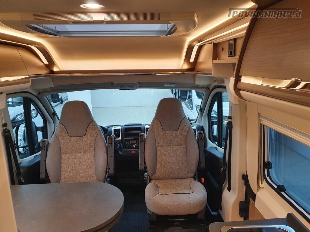 Carthago Malibu Van 600 Coupè nuovo  in vendita a Bolzano - Immagine 12