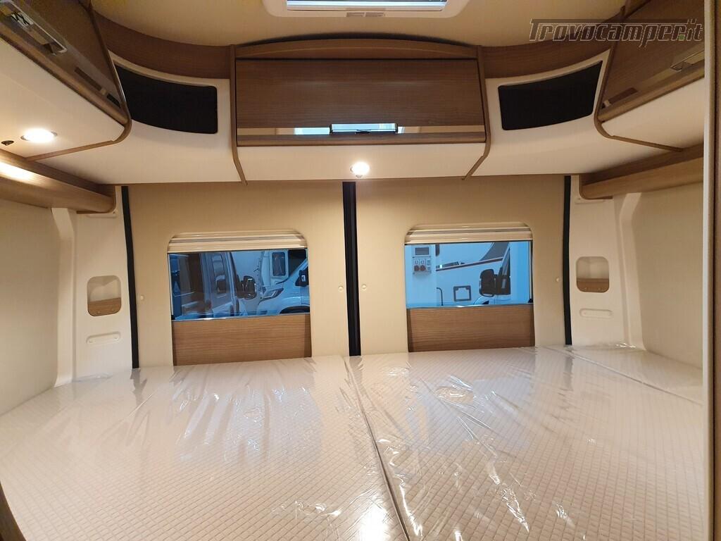 Carthago Malibu Van 600 Coupè nuovo  in vendita a Bolzano - Immagine 15