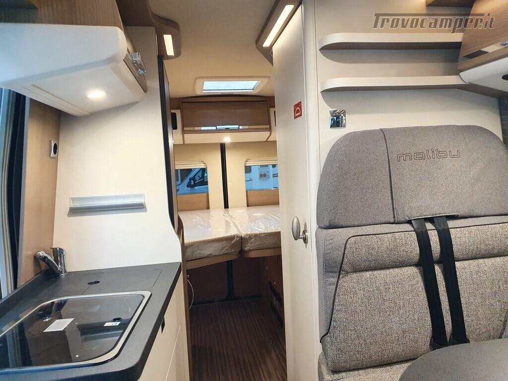 Carthago Malibu Van 600 Coupè nuovo  in vendita a Bolzano - Immagine 10