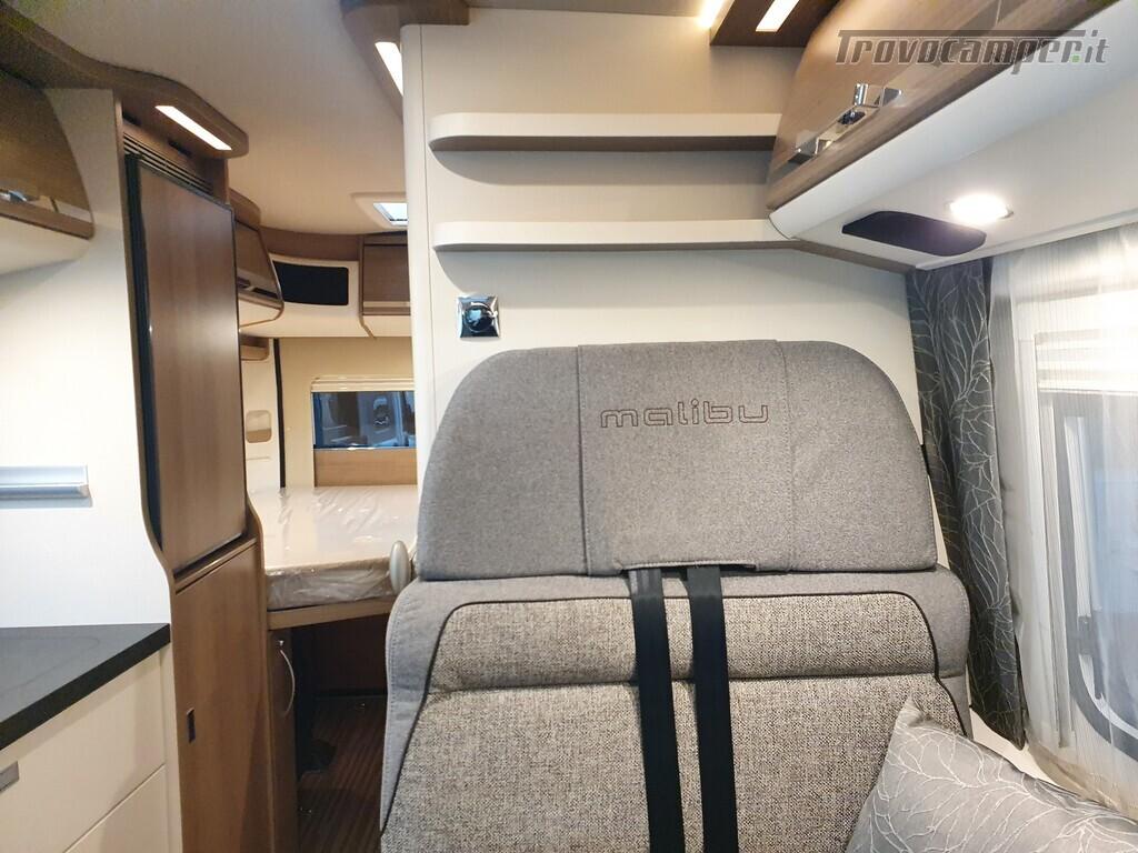 Carthago Malibu Van 600 Coupè nuovo  in vendita a Bolzano - Immagine 11