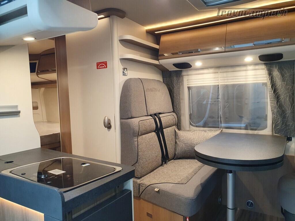 Carthago Malibu Van 600 Coupè nuovo  in vendita a Bolzano - Immagine 9