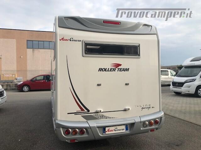 Semintegrale RollerTem T-Line Garage nuovo  in vendita a Firenze - Immagine 4