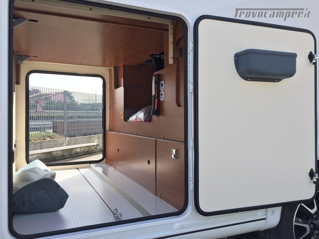 MOTORHOME AUTOSTAR CON LETTO NAUTICO E TELAIO AL-KO usato  in vendita a Monza e Brianza - Immagine 21