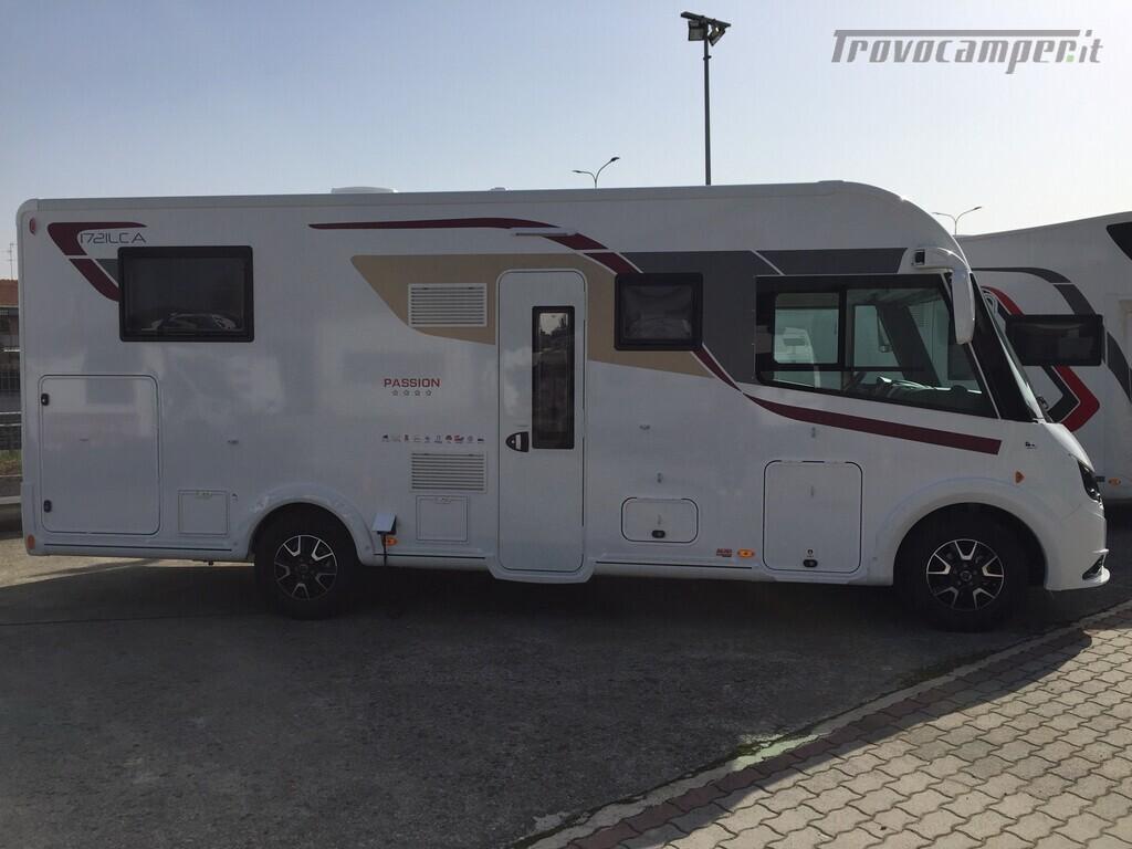 MOTORHOME AUTOSTAR CON LETTO NAUTICO E TELAIO AL-KO usato  in vendita a Monza e Brianza - Immagine 2