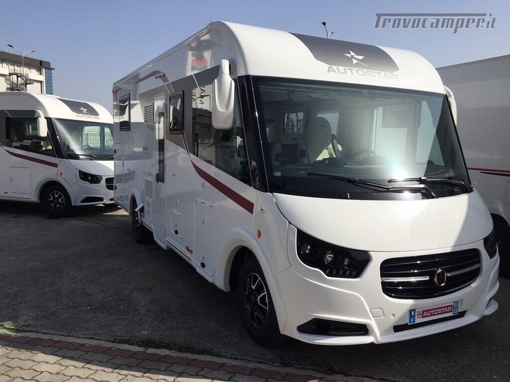 MOTORHOME AUTOSTAR CON LETTO NAUTICO E TELAIO AL-KO usato  in vendita a Monza e Brianza - Immagine 1