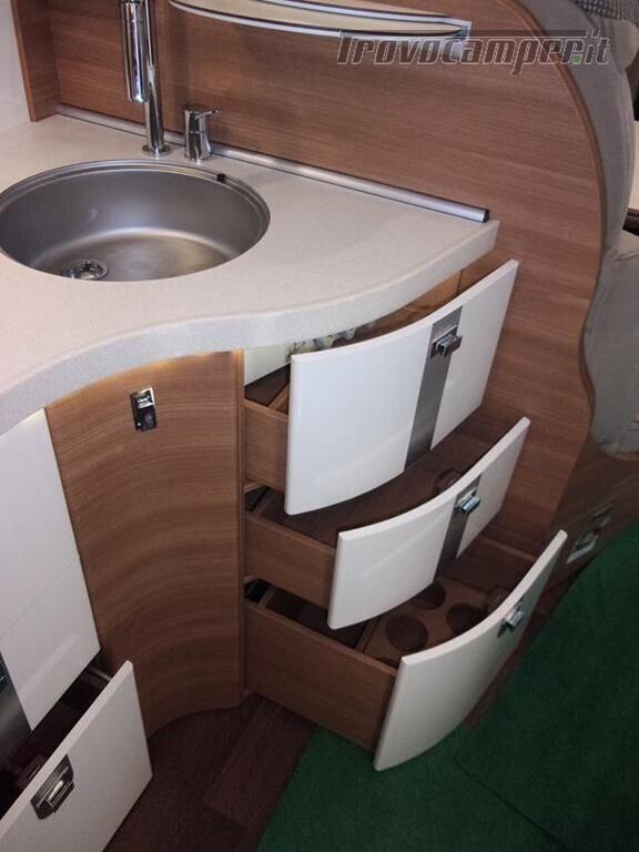 CARTHAGO Chic C - Line I 4.9 Cambio Automatico usato  in vendita a Pordenone - Immagine 12