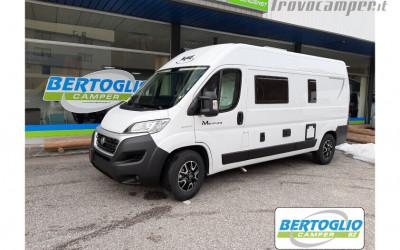 410 MC LOUIS MENFYS 3 - furgonato 6 mt con matrimoniale in coda usato  in vendita a Bolzano - Immagine 1