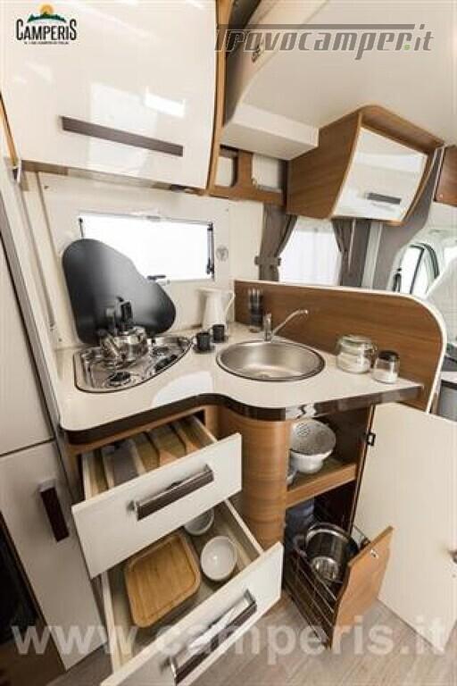 Semintegrale elnagh elnagh baron 560 versione camperi nuovo  in vendita a Modena - Immagine 7