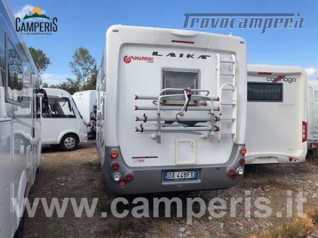 Mansardato LAIKA LAIKA KREOS 3002 usato  in vendita a Modena - Immagine 2