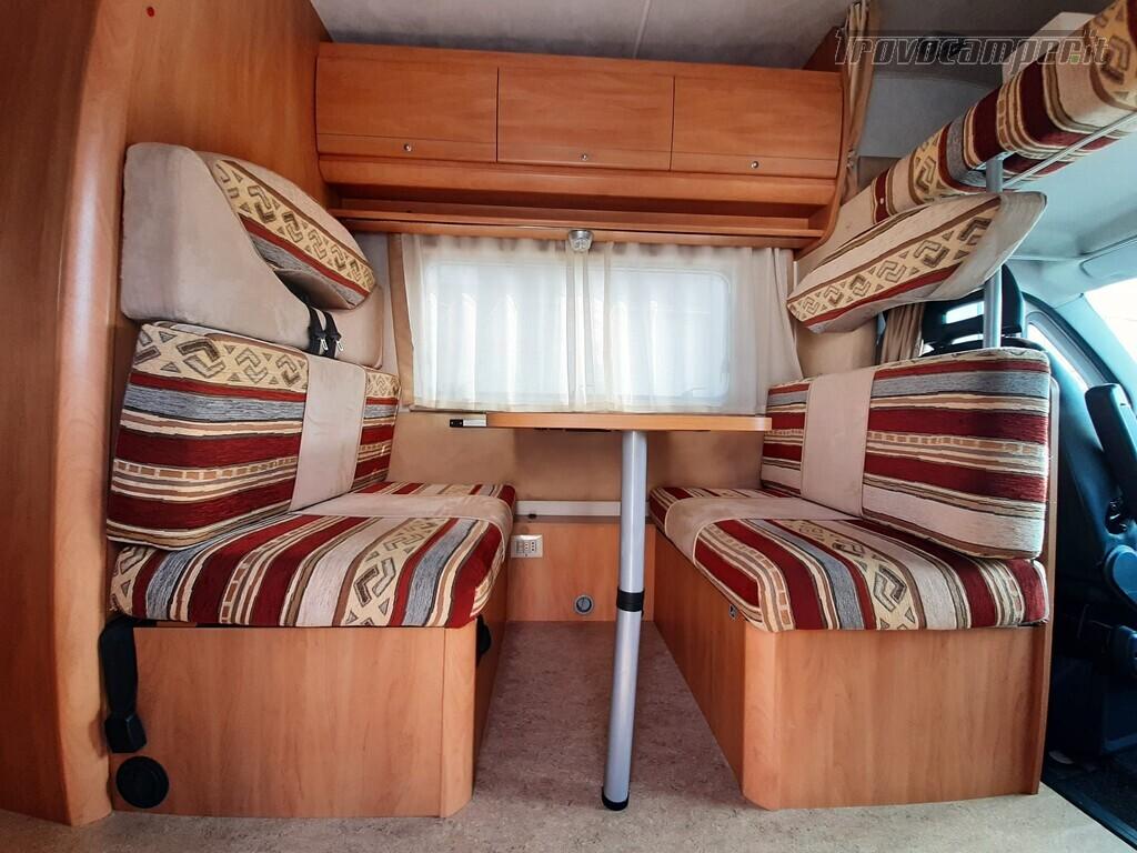USATO - MANSARDATO ELNAGH SHARKY L4 nuovo  in vendita a Macerata - Immagine 6