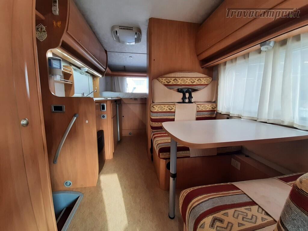 USATO - MANSARDATO ELNAGH SHARKY L4 nuovo  in vendita a Macerata - Immagine 8