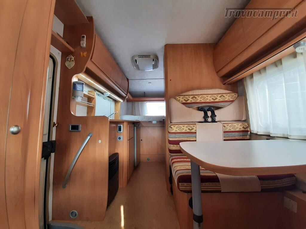 USATO - MANSARDATO ELNAGH SHARKY L4 nuovo  in vendita a Macerata - Immagine 9