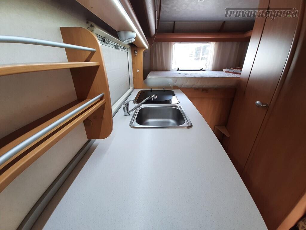 USATO - MANSARDATO ELNAGH SHARKY L4 nuovo  in vendita a Macerata - Immagine 11