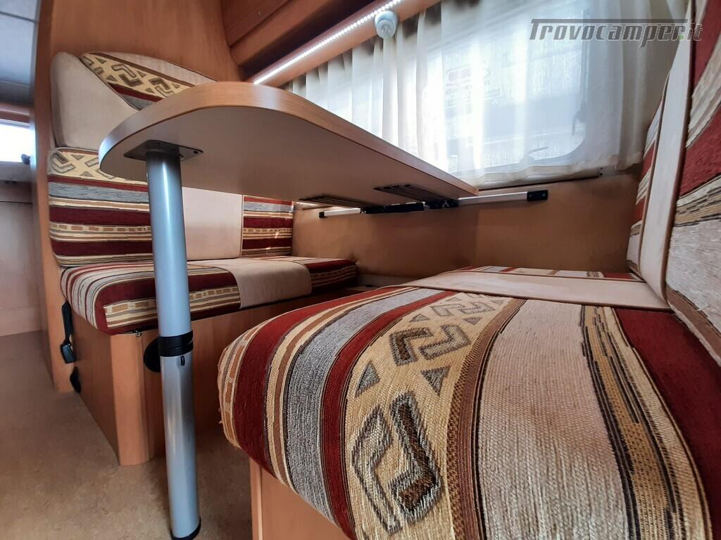 USATO - MANSARDATO ELNAGH SHARKY L4 nuovo  in vendita a Macerata - Immagine 16