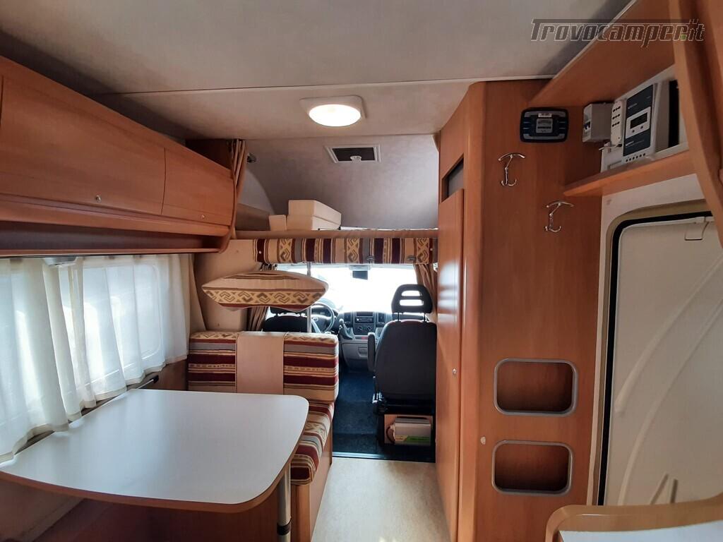 USATO - MANSARDATO ELNAGH SHARKY L4 nuovo  in vendita a Macerata - Immagine 17