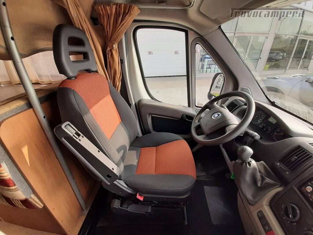 USATO - MANSARDATO ELNAGH SHARKY L4 nuovo  in vendita a Macerata - Immagine 19
