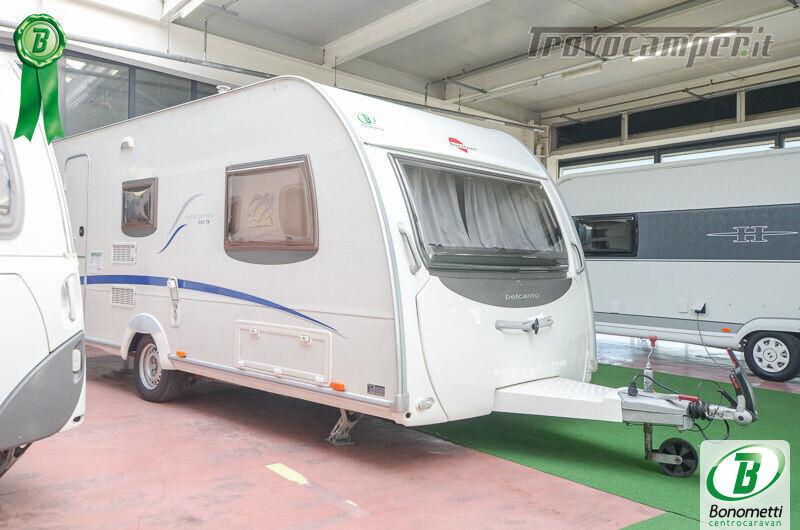 BURSTNER BELCANTO 490 TK nuovo  in vendita a Vicenza - Immagine 1