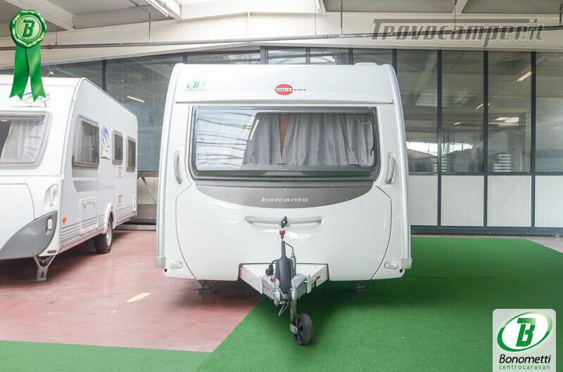 BURSTNER BELCANTO 490 TK nuovo  in vendita a Vicenza - Immagine 2