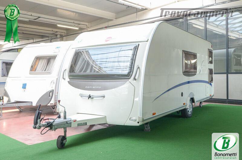 BURSTNER BELCANTO 490 TK nuovo  in vendita a Vicenza - Immagine 3