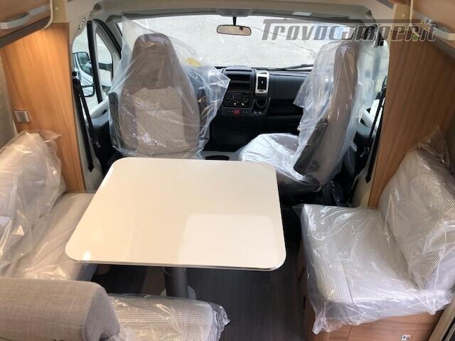 Semintegrale Adria Matrix Axess 670 SL nuovo  in vendita a Firenze - Immagine 10