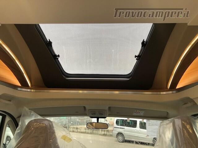 Semintegrale Adria Matrix Axess 670 SL nuovo  in vendita a Firenze - Immagine 11