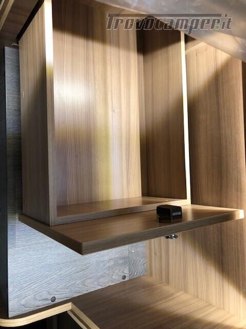 Semintegrale Adria Matrix Axess 670 SL nuovo  in vendita a Firenze - Immagine 16