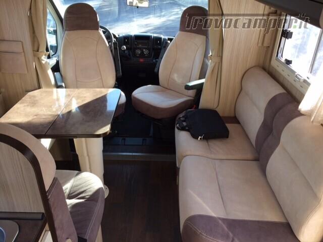 CARAVAN INTERNATIONAL X-TIL 55 M SEMINTEGRALE nuovo  in vendita a Verbano-Cusio-Ossola - Immagine 8