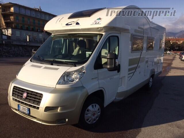 CARAVAN INTERNATIONAL X-TIL 55 M SEMINTEGRALE nuovo  in vendita a Verbano-Cusio-Ossola - Immagine 7