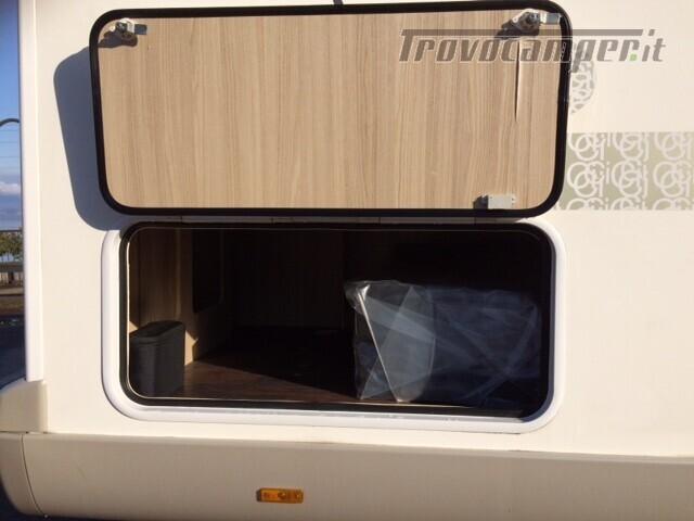 CARAVAN INTERNATIONAL X-TIL 55 M SEMINTEGRALE nuovo  in vendita a Verbano-Cusio-Ossola - Immagine 4