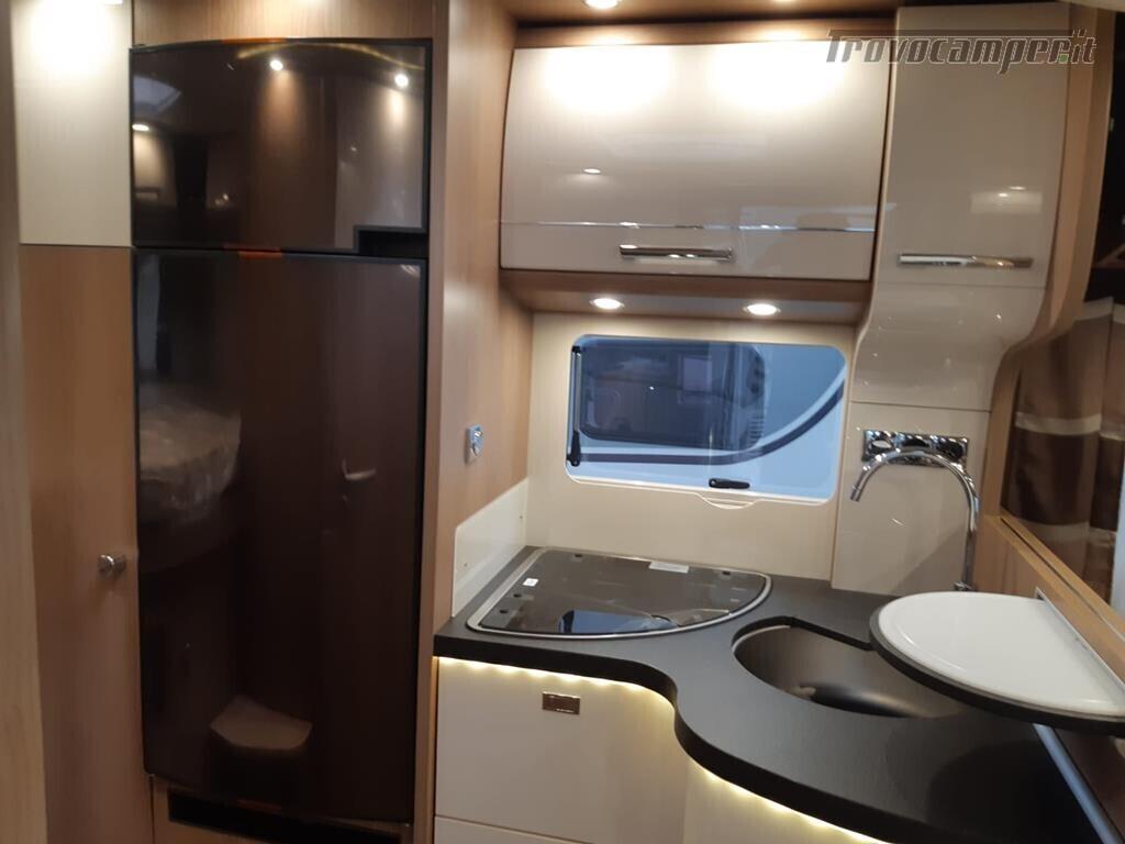 Semintegrale Carthago con garage e grande dinette PROMOZIONE IN CORSO nuovo  in vendita a Pordenone - Immagine 12