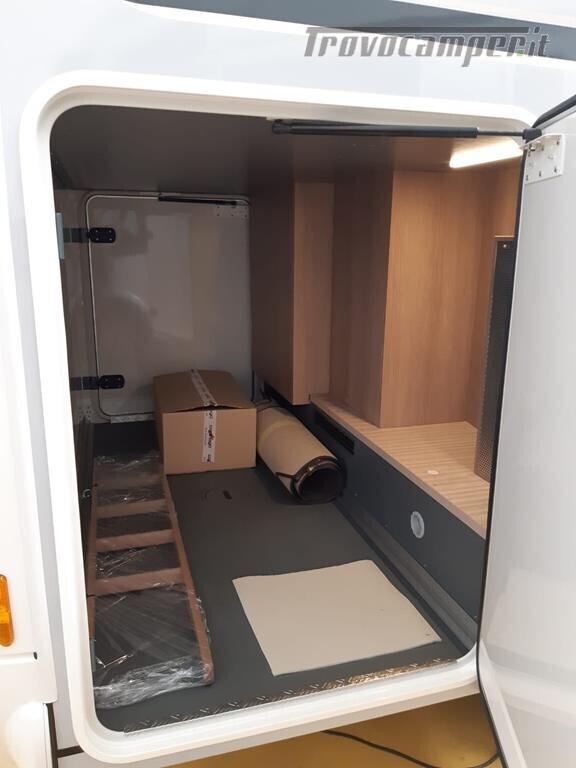 Semintegrale Carthago con garage e grande dinette PROMOZIONE IN CORSO nuovo  in vendita a Pordenone - Immagine 5