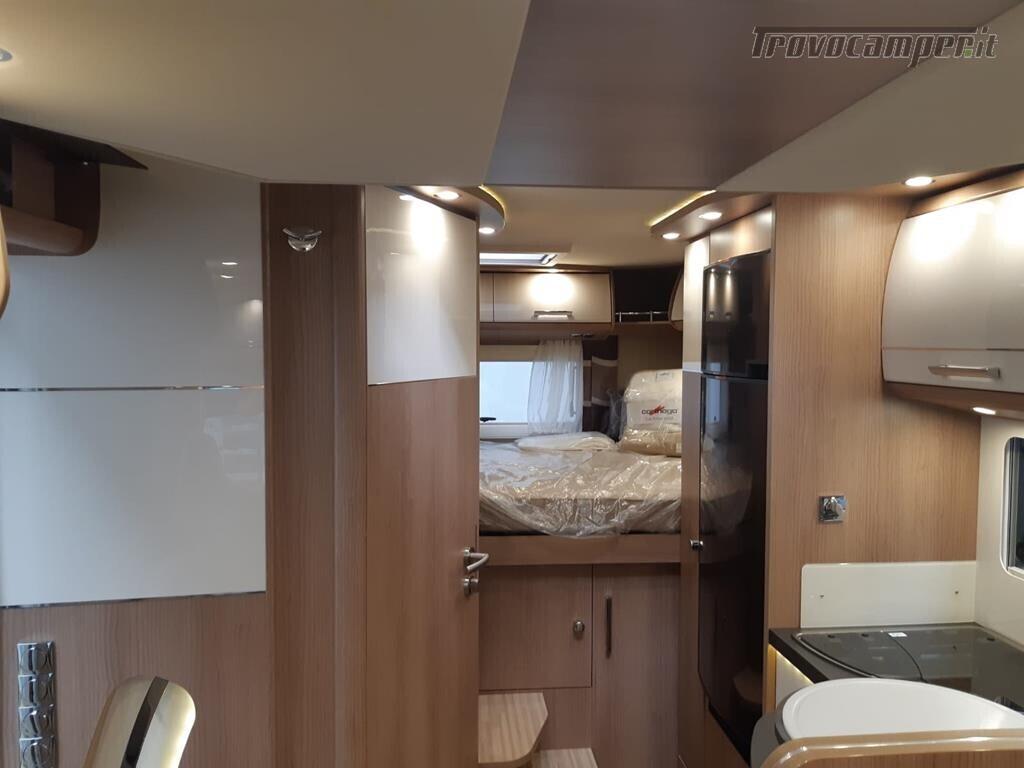 Semintegrale Carthago con garage e grande dinette PROMOZIONE IN CORSO nuovo  in vendita a Pordenone - Immagine 15