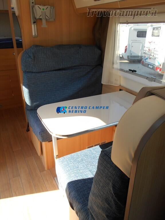 Noleggio McLouis Glamys 326 G camper mansardato 6 posti con garage nuovo  in vendita a Brescia - Immagine 12