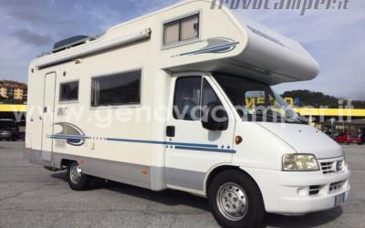 Adria Coral 670 DK 7 posti letto nuovo  in vendita a Genova - Immagine 1