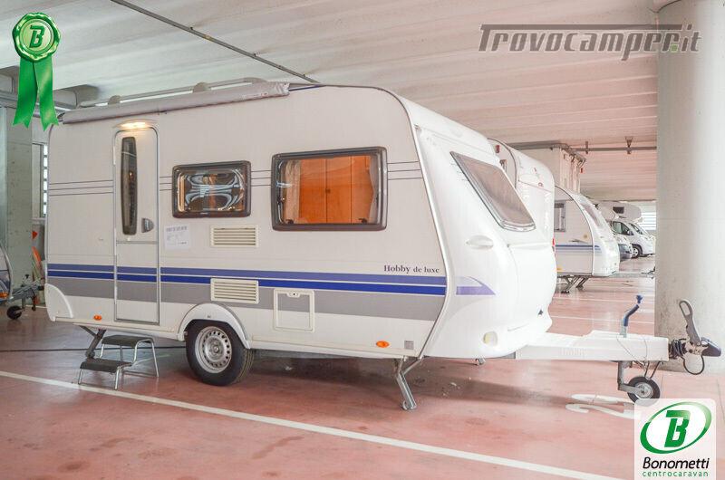 HOBBY DE LUXE 400 KB usato  in vendita a Vicenza - Immagine 1