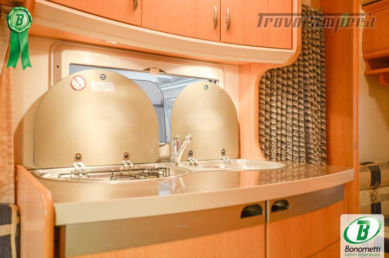 HOBBY DE LUXE 400 KB usato  in vendita a Vicenza - Immagine 3