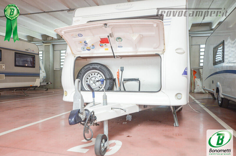 HOBBY DE LUXE 400 KB usato  in vendita a Vicenza - Immagine 9
