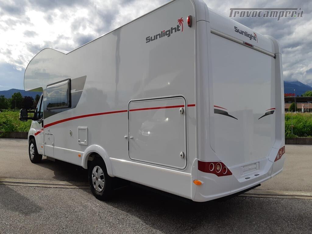 Maxi garage,maxi spazio,qualità Hymer A 70 PROMOZIONE IN CORSO usato  in vendita a Pordenone - Immagine 8