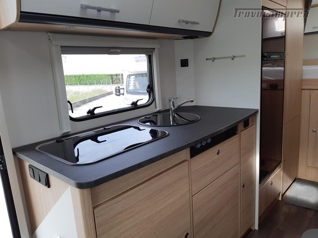 Maxi garage,maxi spazio,qualità Hymer A 70 PROMOZIONE IN CORSO usato  in vendita a Pordenone - Immagine 7