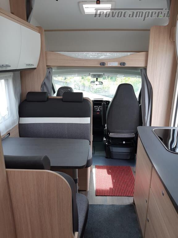 Maxi garage,maxi spazio,qualità Hymer A 70 PROMOZIONE IN CORSO usato  in vendita a Pordenone - Immagine 6