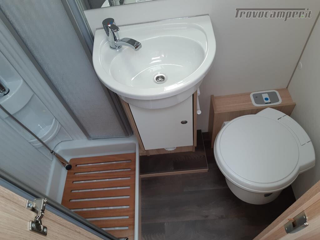 Maxi garage,maxi spazio,qualità Hymer A 70 PROMOZIONE IN CORSO usato  in vendita a Pordenone - Immagine 5