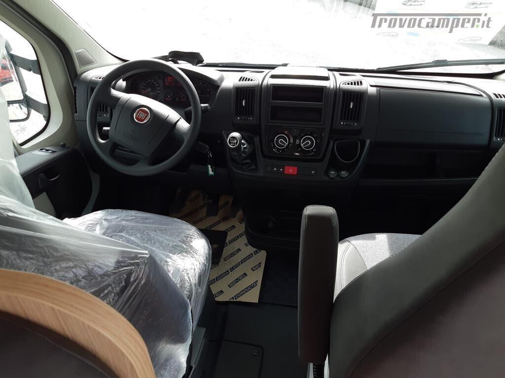 Maxi garage,maxi spazio,qualità Hymer A 70 PROMOZIONE IN CORSO usato  in vendita a Pordenone - Immagine 4