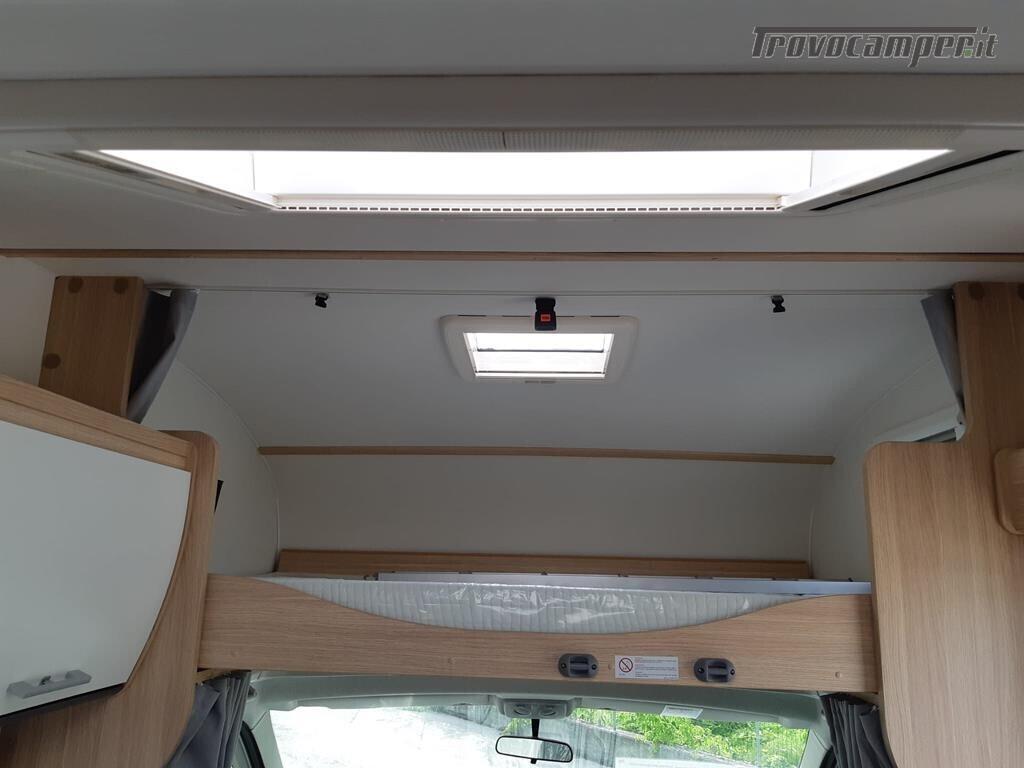 Maxi garage,maxi spazio,qualità Hymer A 70 PROMOZIONE IN CORSO usato  in vendita a Pordenone - Immagine 3