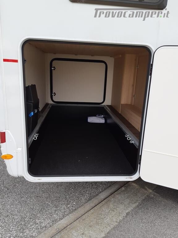 Maxi garage,maxi spazio,qualità Hymer A 70 PROMOZIONE IN CORSO usato  in vendita a Pordenone - Immagine 2
