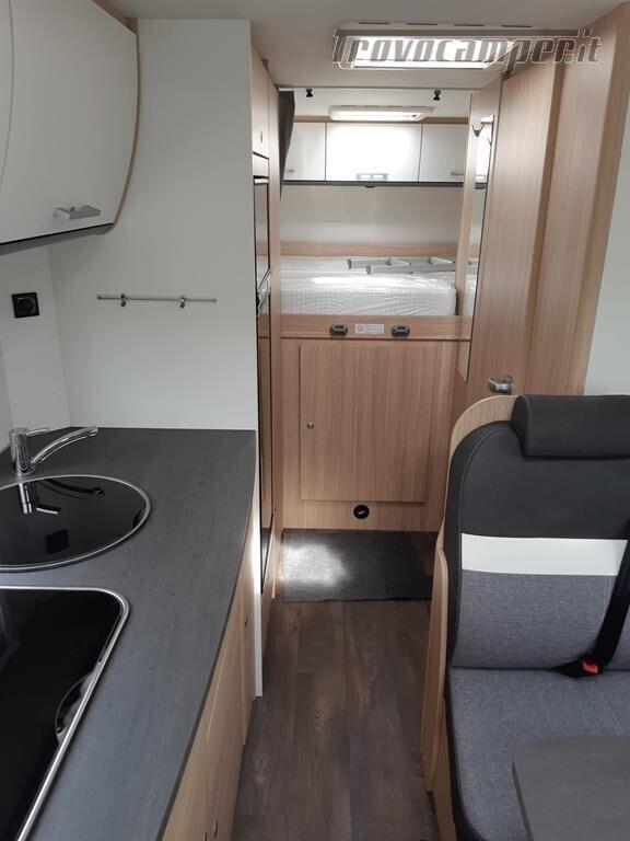 Maxi garage,maxi spazio,qualità Hymer A 70 PROMOZIONE IN CORSO usato  in vendita a Pordenone - Immagine 9